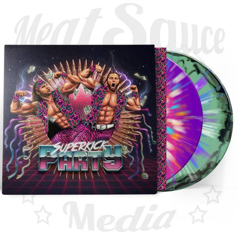 The Young Bucks – Superkick Party (7″ Vinyl)