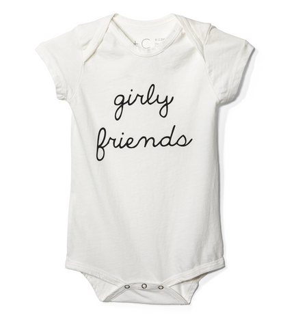 Girly Friends Onesie