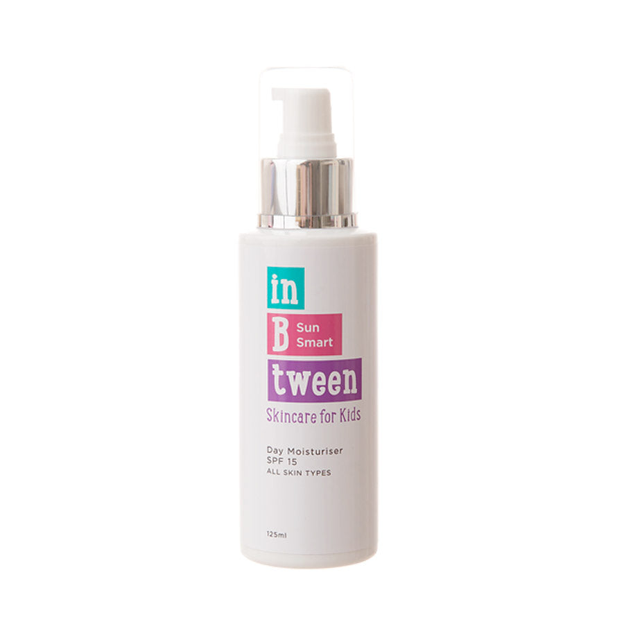 In B Tween Skincare B Sun Smart Sunscreen SPF15 125ml