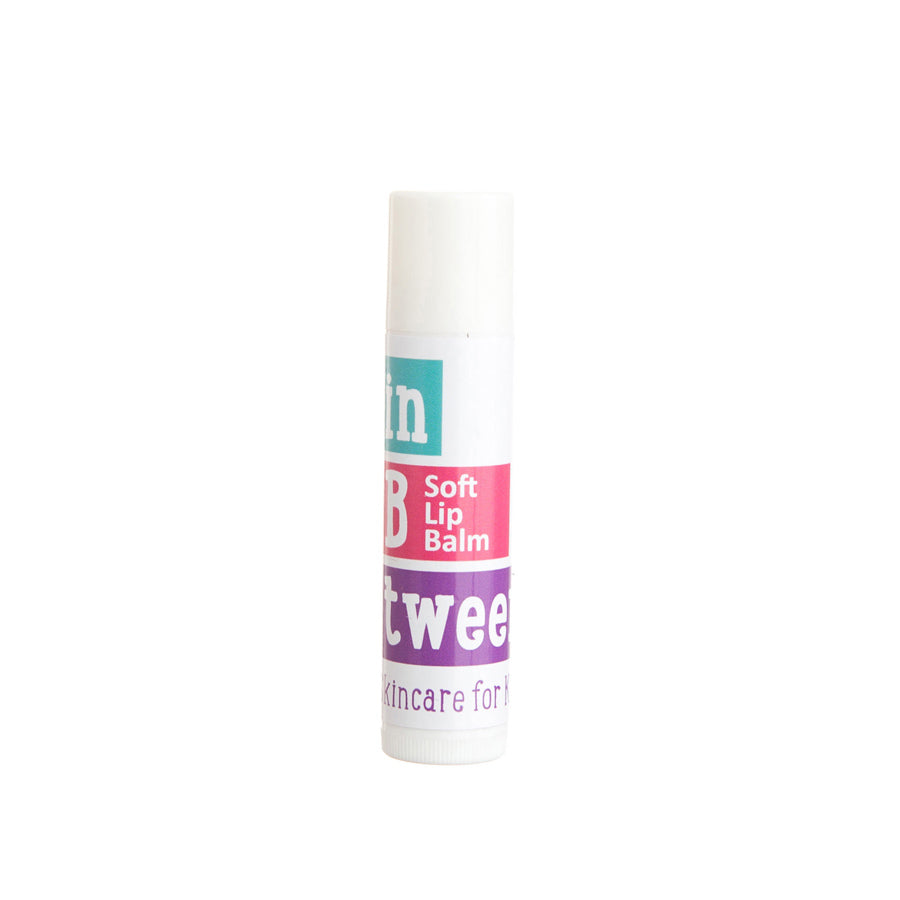 In B Tween Skincare B Soft Lip Balm for kids, tweens and teens