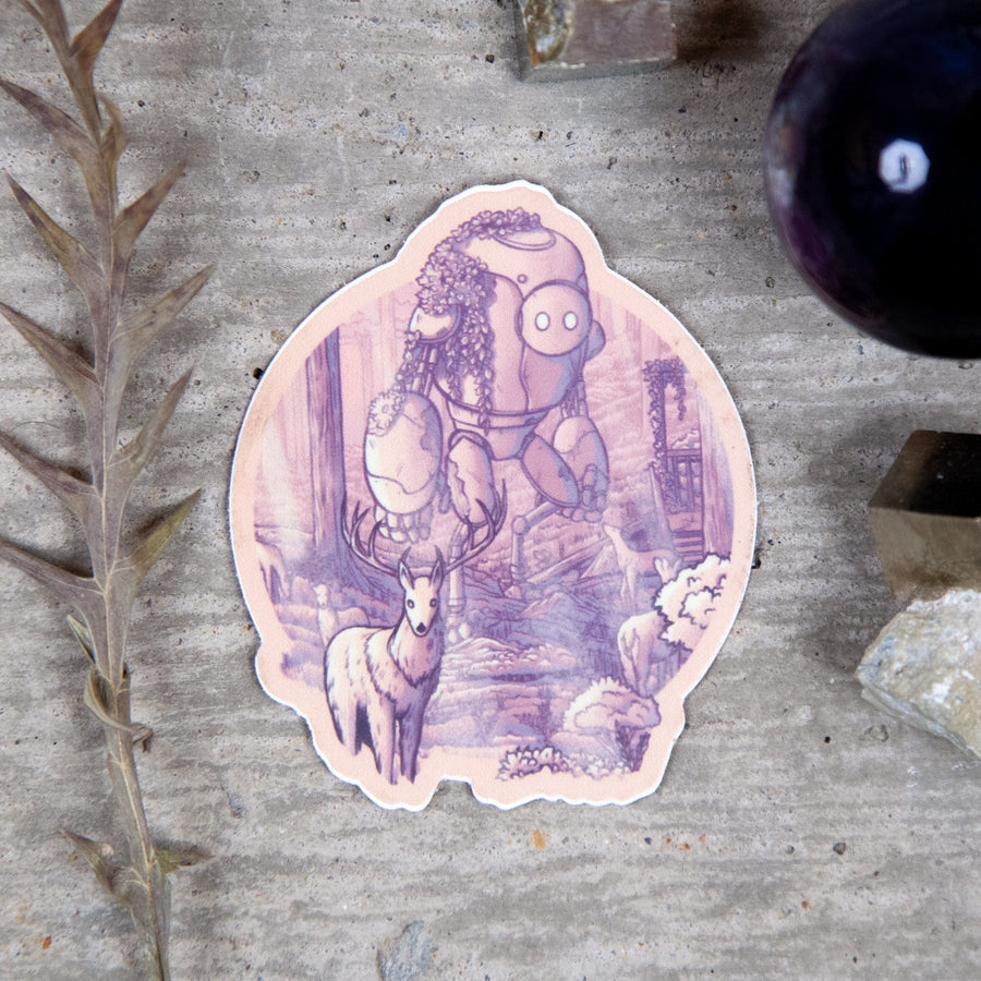 The Shepherd - Sticker