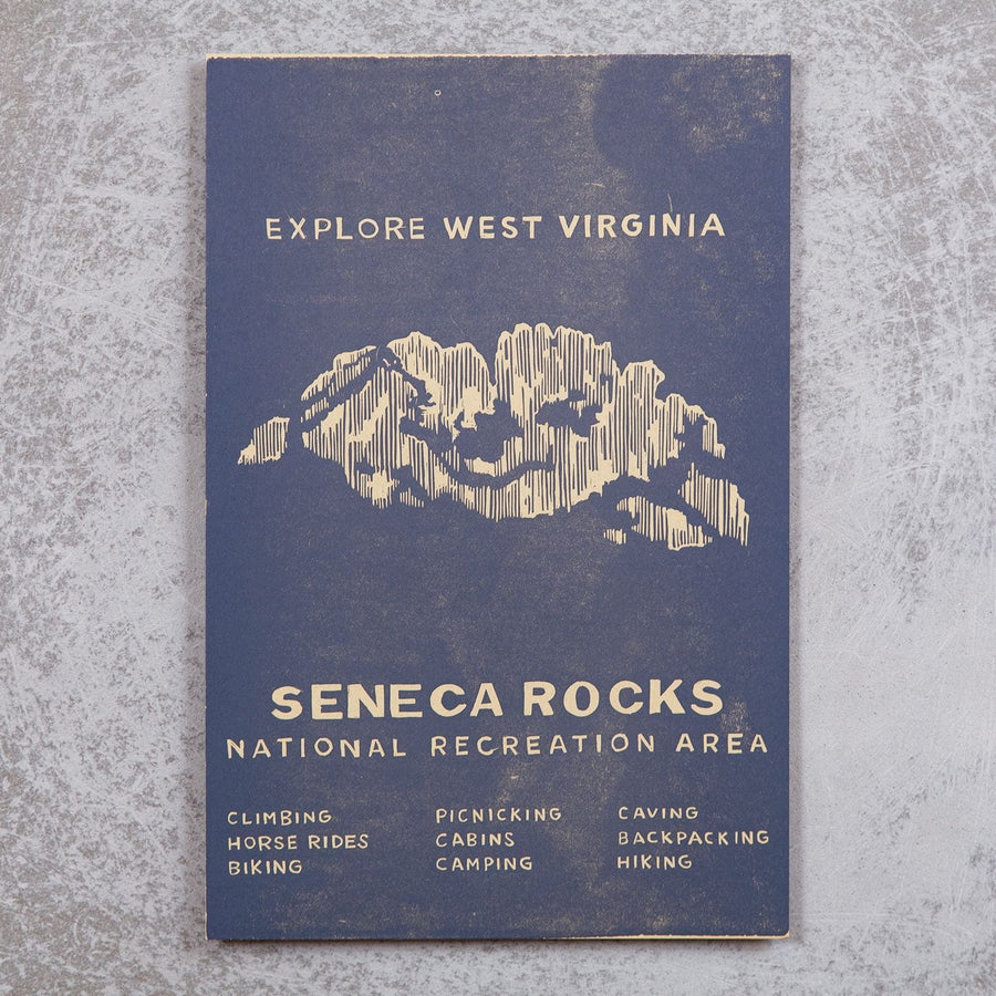Explore - Seneca Rocks