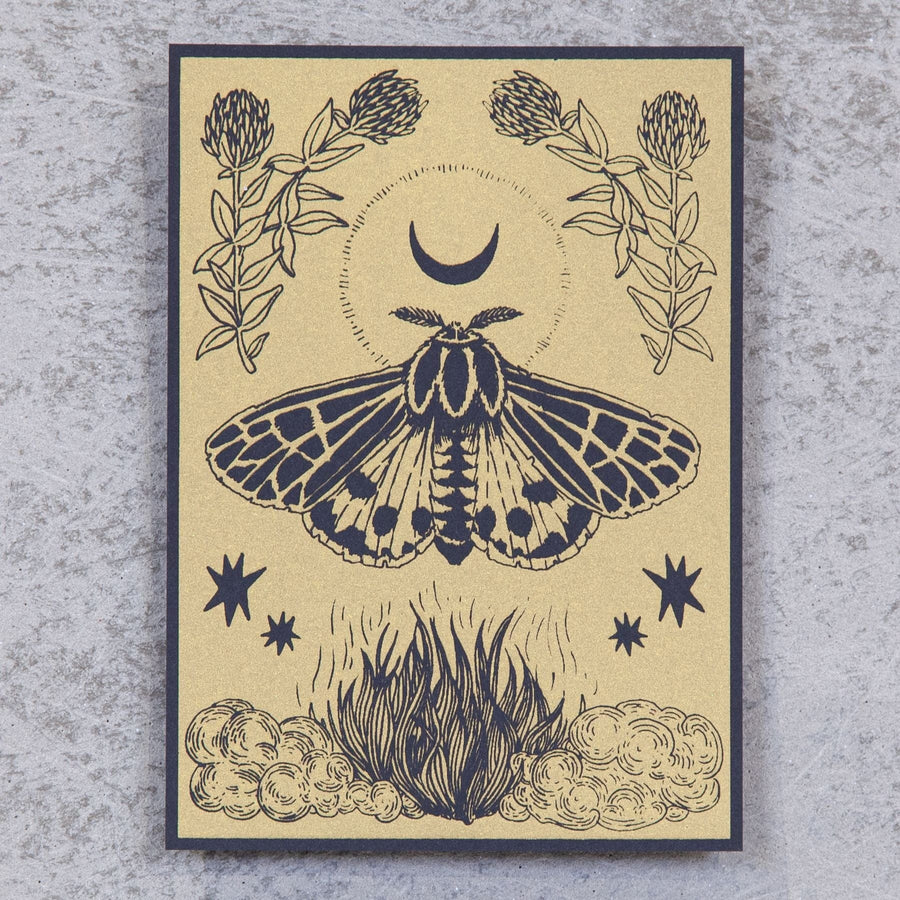 Tiny Shrine - Tiger Moth