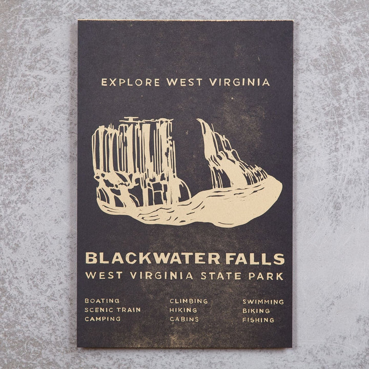 Explore - Blackwater Falls