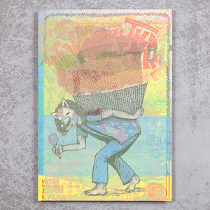 Monoprint: One-of-a-Kind 4