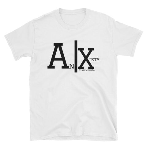 AnXiety Unisex T-Shirt-2 Color Options
