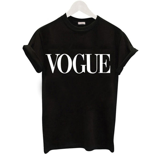 Vogue Tee-4 Color Options