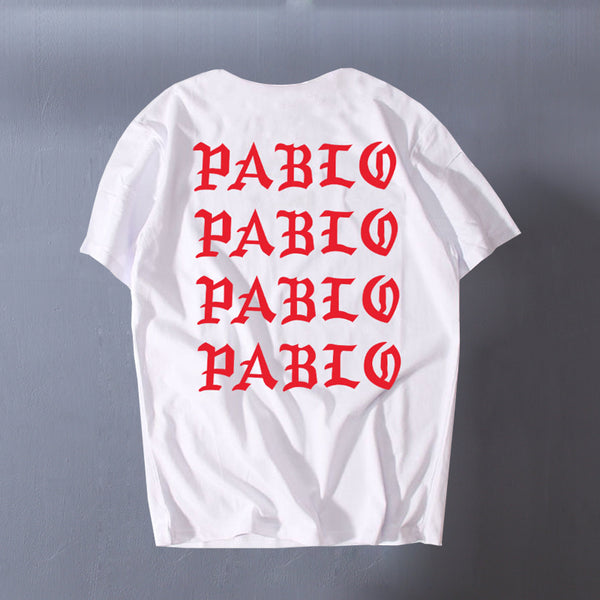 Pablo Tee- 5 Color Options