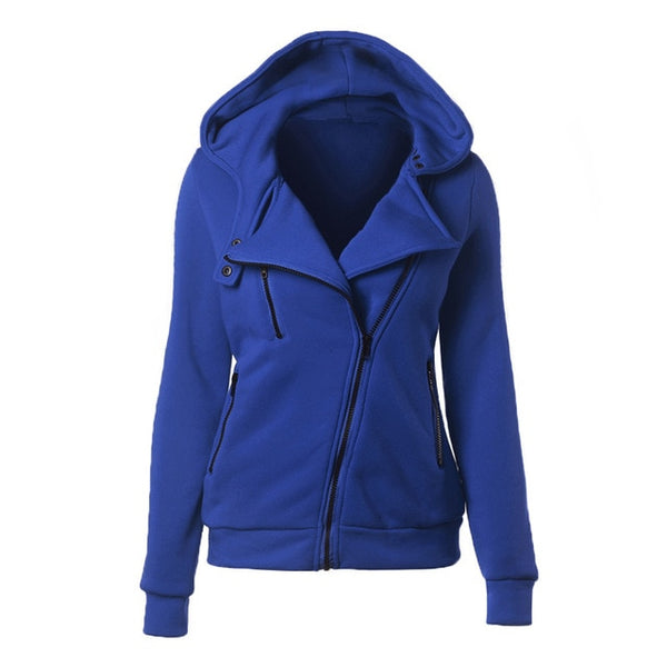 Run Around Jacket-6 Color Options