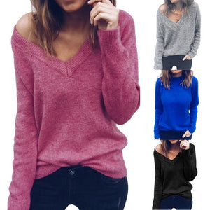 Drop Sweater- 5 Color Options