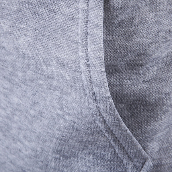 Single Zip Lift Hoodie-4 Color Options