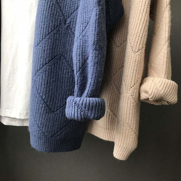 Cozy Cardigan-2 Color Options