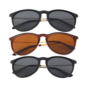 Set Simple Sunglasses-3 Color Options