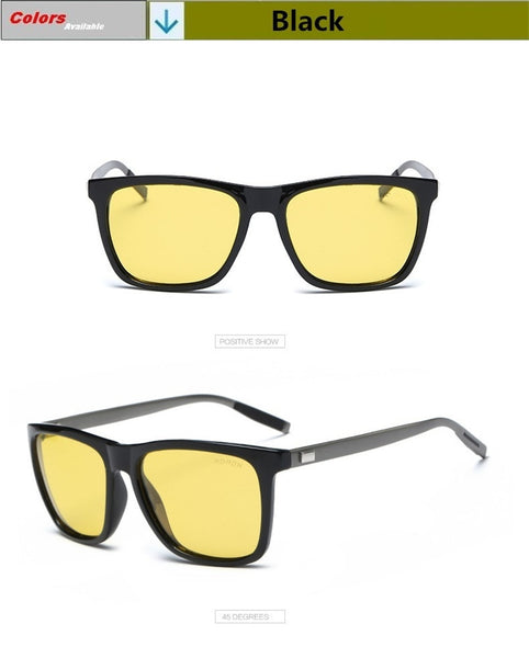 Yellow Clarity Sunglasses-6 Color Options