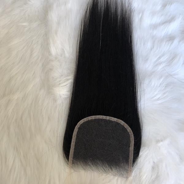 HD Film Lace / Illusion Lace Closure - 6x6 - Exotic Hair Shop