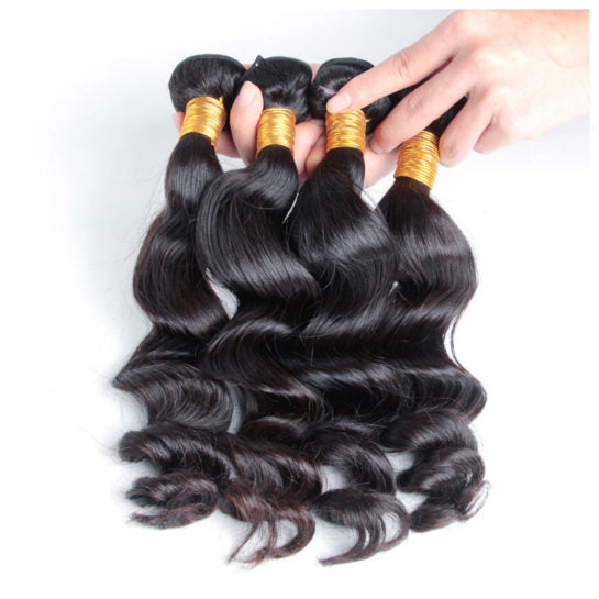 Brazilian Loose Wave Bundle - Exotic Hair Shop
