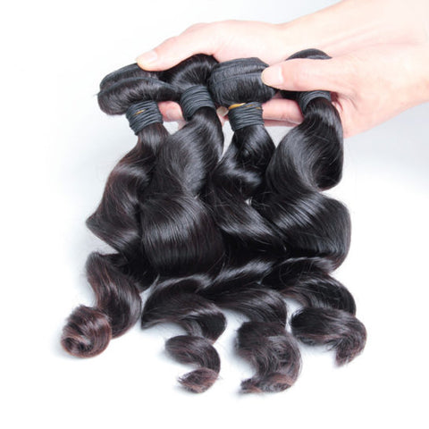 Malaysian Loose Wave Bundle - Exotic Hair Shop
