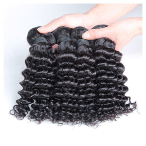 Malaysian Curly Hair Bundle - Exotic Hair Shop