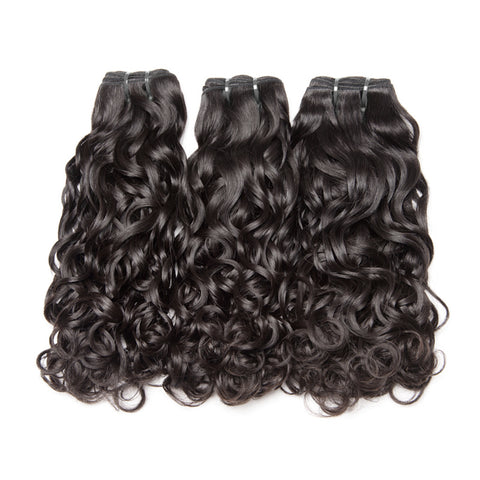 Indian Water Wave Bundle - Exotic Hair Shop