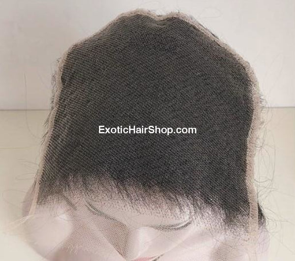 HD Film Lace / Illusion Lace Closure - 7x7 - Exotic Hair Shop