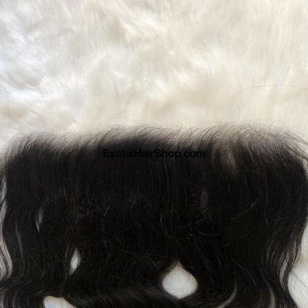 HD Thin Lace Frontal - 13x4 - Exotic Hair Shop