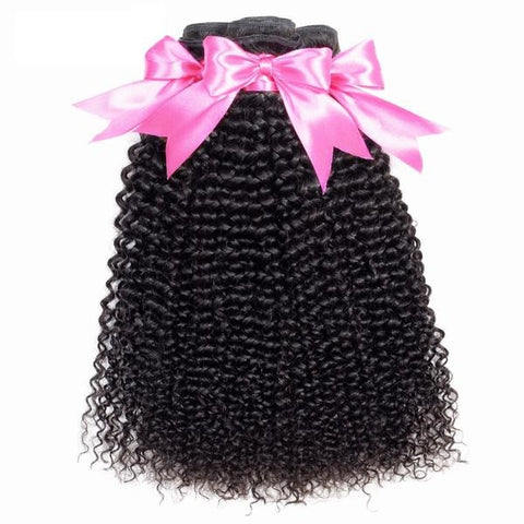 3 Brazilian Kinky Curly Bundles - Exotic Hair Shop