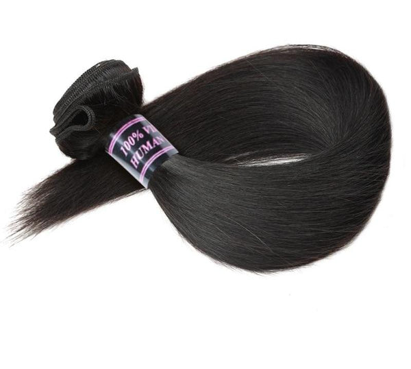 4 Malaysian Straight Hair Bundles - Exotic Hair Shop