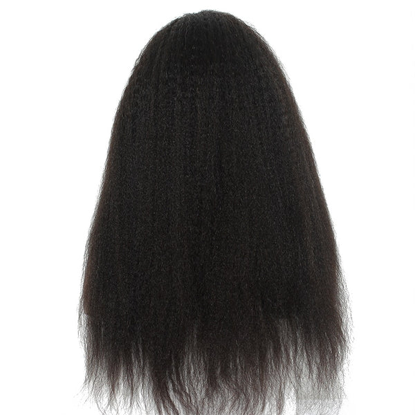 Brazilian Exotic Straight 360 Lace Frontal Wig with Pre Plucked With Baby Hair - Exotic Hair Shop