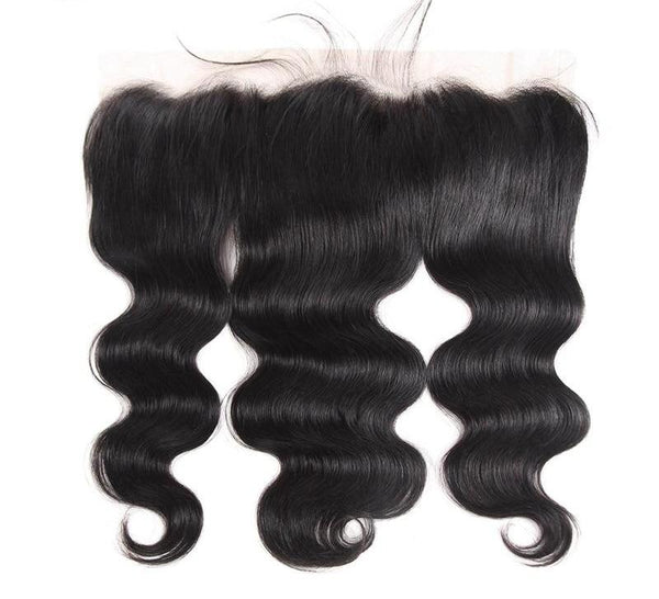 "Malaysian Body Wave Lace Frontal 13""x4"" - Exotic Hair Shop"