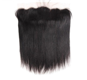 Indian Straight 13x4 Lace Frontal - Exotic Hair Shop