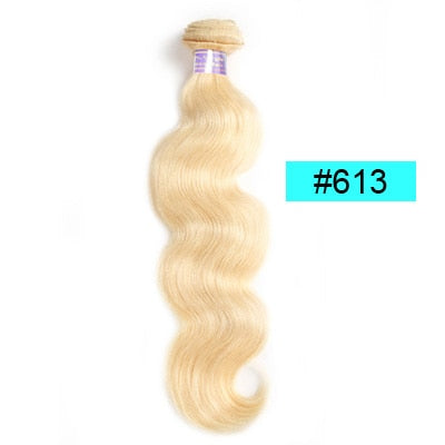 Malaysian Body Wave Blonde #613 - Exotic Hair Shop