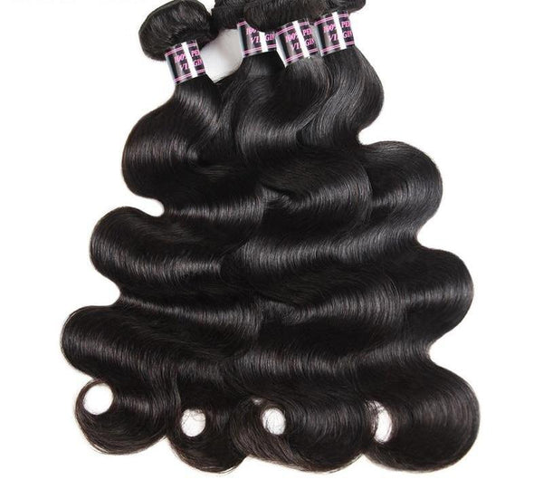 4 Malaysian Body Wave Bundles - Exotic Hair Shop