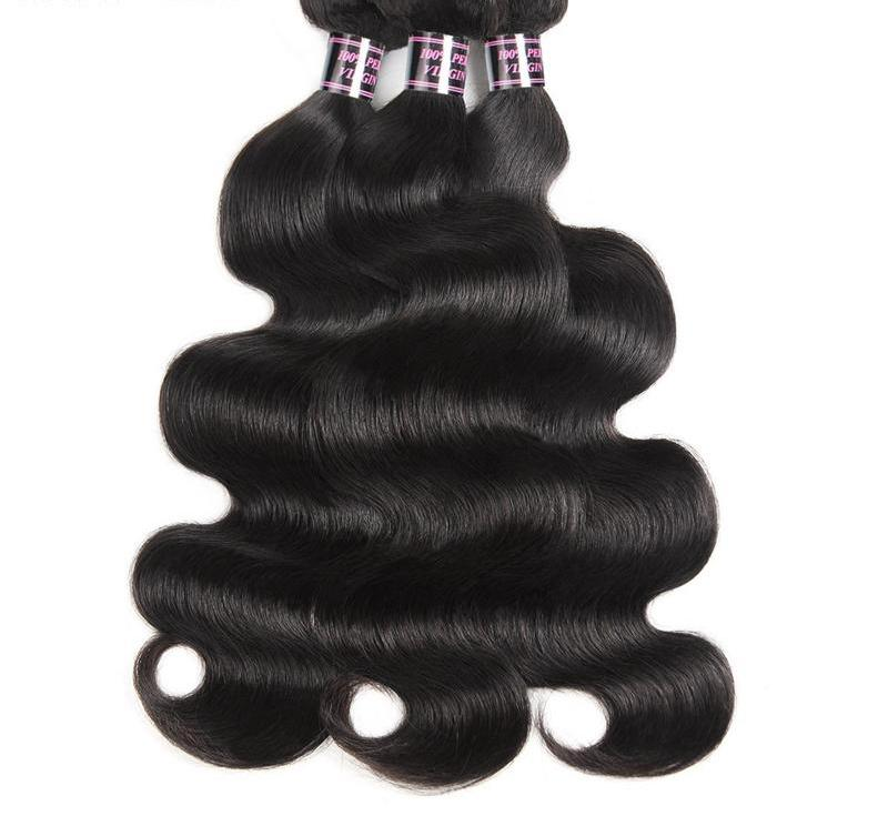 3 Indian Body Wave Hair Bundles - Exotic Hair Shop