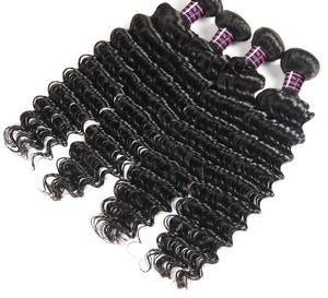 4 Indian Exotic Wave Bundles - Exotic Hair Shop