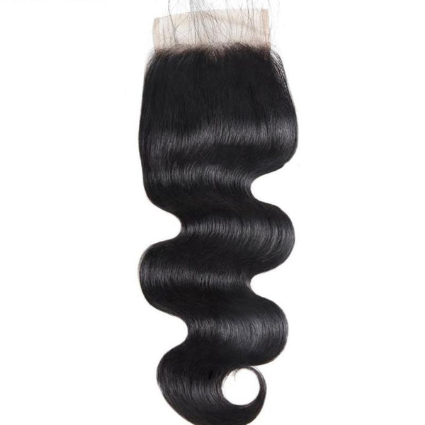 "Brazilian Body Wave Lace Closure 4""x4"" - Exotic Hair Shop"