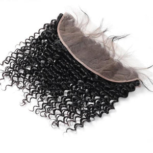 "Brazilian Exotic Wave Lace Frontal 13""x4"" - Exotic Hair Shop"