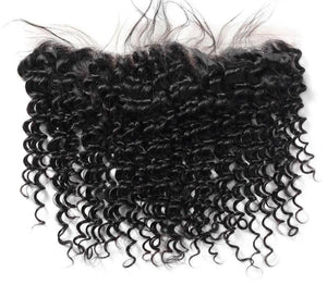 Indian Exotic Wave 13x4 Lace Frontal - Exotic Hair Shop