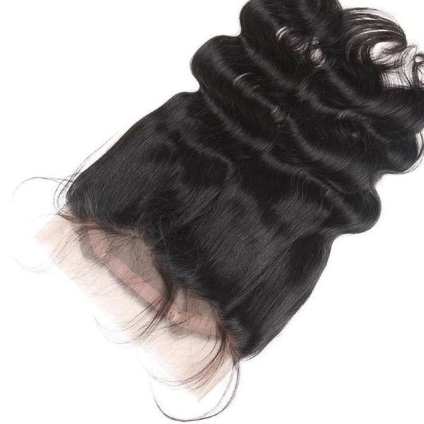 Brazilian Body Wave 360 Lace Frontal - Exotic Hair Shop