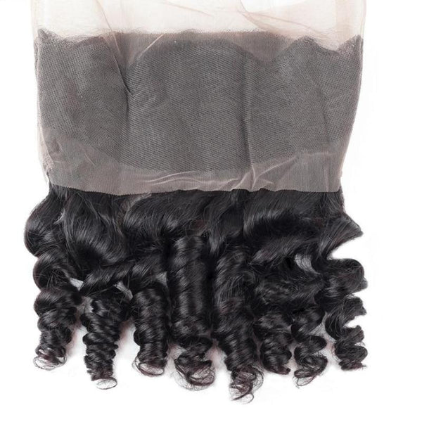 Brazilian Loose Wave 360 Lace Frontal - Exotic Hair Shop