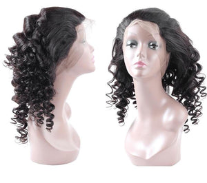 Malaysian Loose Wave 360 Lace Frontal - Exotic Hair Shop