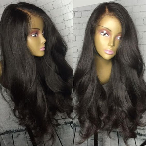 Brazilian Body Wave 360 Lace Frontal Wig - Exotic Hair Shop