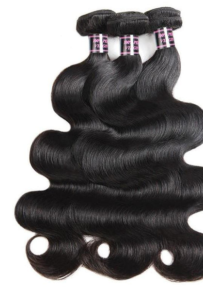 4 Indian Body Wave Bundles - Exotic Hair Shop
