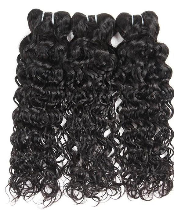3 Bundles Brazilian Water Wave Bundles - Exotic Hair Shop
