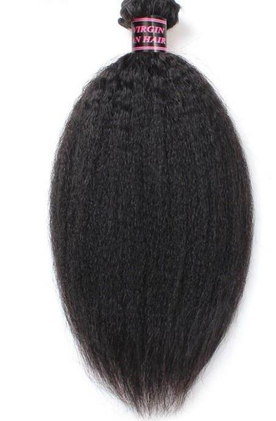 4 Indian Yaki Straight Hair Bundles - Exotic Hair Shop