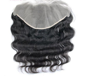 Swiss Lace Frontal Brazilian Body Wave 13x4 Lace Frontal - Exotic Hair Shop