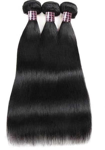 3 Indian Straight Hair Bundles - Exotic Hair Shop