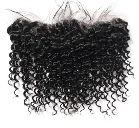 "Malaysian Exotic Wave Lace Frontal 13""x4"" - Exotic Hair Shop"