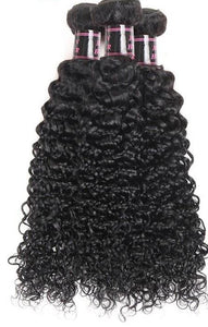 3 Indian Curly Hair Bundles - Exotic Hair Shop