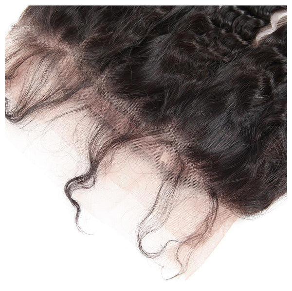Brazilian Exotic Wave 360 Lace Frontal - Exotic Hair Shop