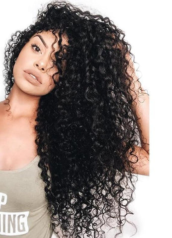 Brazilian Exotic Wave 360 Lace Frontal Wig with Pre-Plucked Baby Hair - Exotic Hair Shop